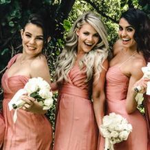 Wedding Hair For Bridesmaids
